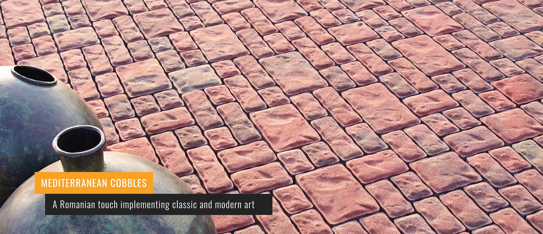 Mediterranean cobbles
