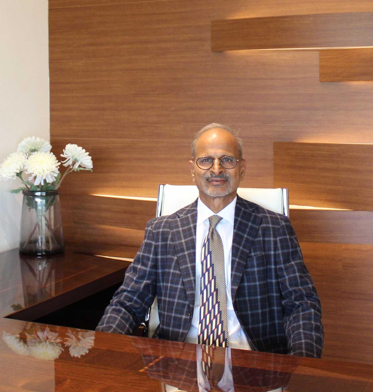 Suresh L Patil
