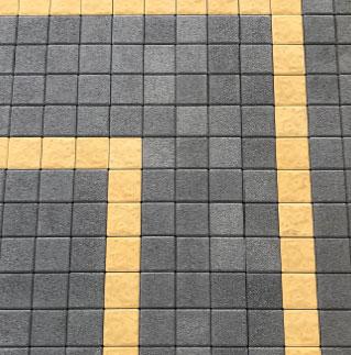 Square Paver - 100x100x80mm
