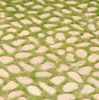 Pebble Beach Grass Paver