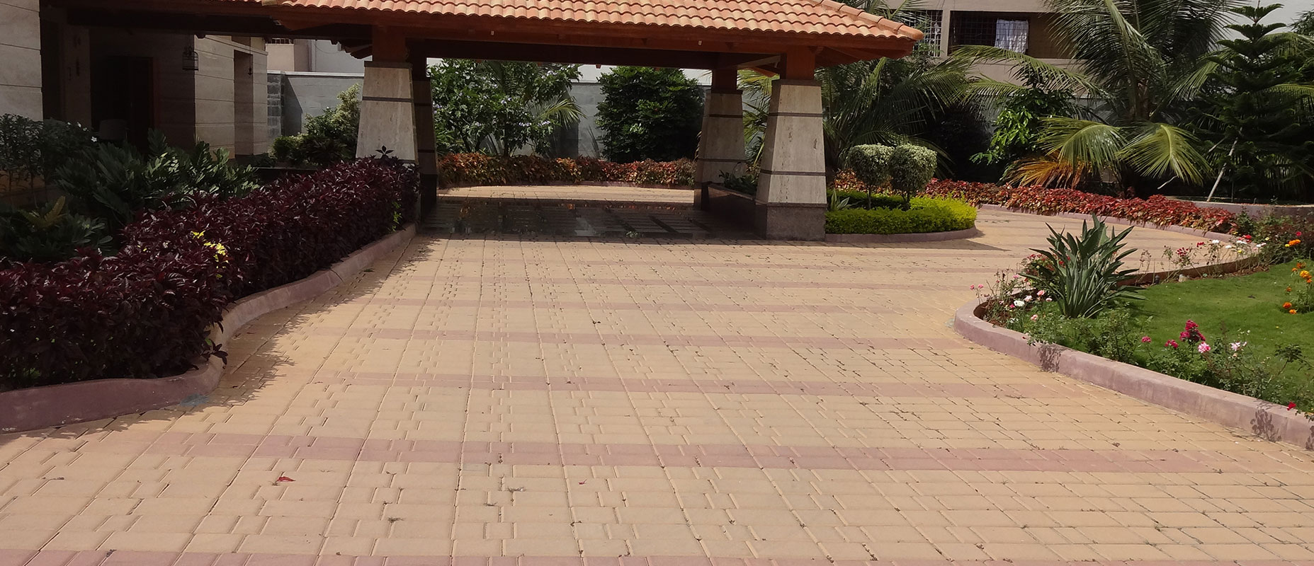 Flexi Pavers